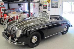 1959 Porsche 356 356 CONVERTIBLE D