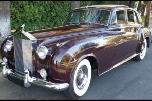 1960 Rolls-Royce Silver Cloud II