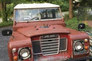 1976 Land Rover Other RHD 88 Photo