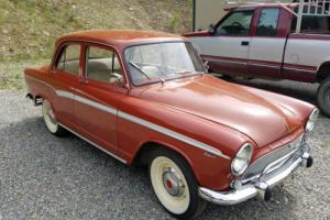 1960 Other Makes Aronde Elysee 4-door