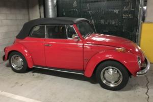 1971 Volkswagen Beetle - Classic Super Beetle