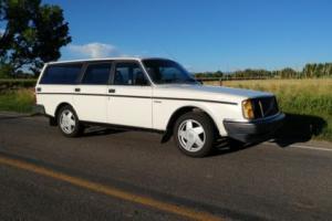 1984 Volvo 240 245
