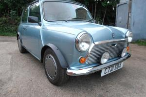 CLASSIC MINI MAYFAIR 1985 998CC VERY GOOD CONDITION