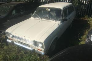 1970 Ford Escort Mk1 Estate Road tax exempt