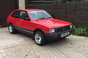 1983 TOYOTA STARLET KP60 RWD With 1600 4AGE Twincam Running Gear Fitted