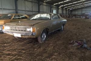 2X Chrysler Valiant Regal VH VK 1971 1976 Restoration in VIC Photo