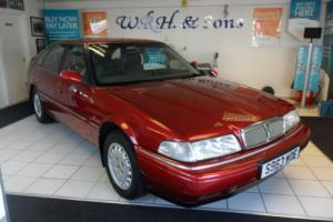 Rover 800 Sterling Fastback Automatic