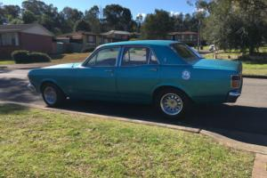 XY Fairmont With Matching Number V8 in NSW