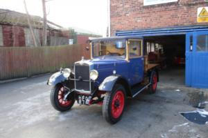 Rare 1931 Morris 1 Ton Truck