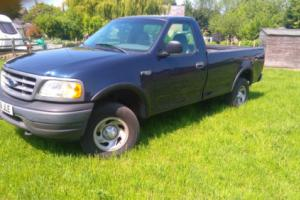ford f 150 xl 4x4 pickup