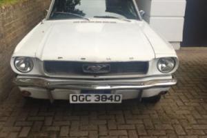 Ford Mustang 1966 Original