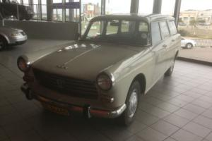 1972 Peugeot 404 Estate Highly unusual, one owner classic Peugeot Estate !!!