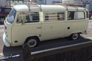VW T2 Bay Window, West Falia, Camper Van