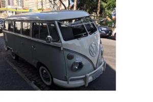 VW Type 2 Split Screen 15 Window Deluxe Kombi van