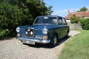 1969 WOLSELEY 1300 MARK II - 24K MILES FROM NEW, 1 FAMILY OWNED, ORIGINAL