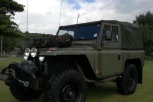 Land Rover Series 2 1958 SWB Ex Military