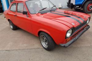 FORD ESCORT MK1 1.6 - RHD IMPORT - VERY SOLID CAR