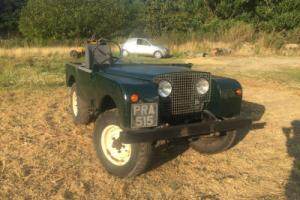 LAND ROVER series 1 one 1951 80inch project tdi Photo