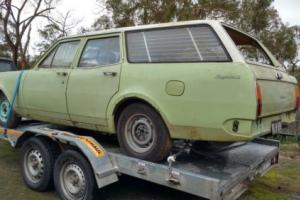 1969 Holden HT Kingswood Station Wagon 186 Many Spares INC GTS Good Sills Floor in VIC
