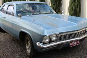 1965 Chevrolet Chev Belair Sedan 283 Auto Suit Impala OR Biscayne Buyer