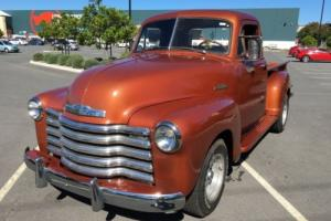 1950 Chevrolet 3100 Step Side Pick UP in QLD