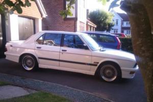 Excellent Genuine BMW M535i (E28) manual, D reg 1986 New MOT and a Full Service