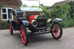 1911 Ford Model T - Torpedo - excellent condition Photo