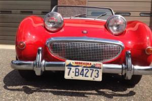 1960 Austin Healey Sprite Sprite / Bug Eye