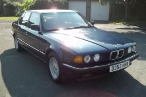 BMW 735i LHD Left Hand Drive 1 owner from new Bmw maintained Photo