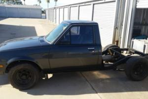 1980 Mitsubishi L200 UTE Drag CAR Project CAR V8 in QLD