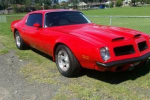 1974 Pontiac Firebird Formula 400 RHD American Muscle CAR in NSW
