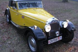 1951 Morgan Plus Four