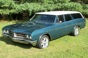 1967 Buick Special Deluxe Station Wagon Photo
