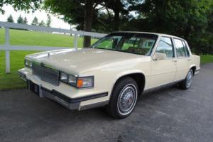 1985 Cadillac DeVille Photo
