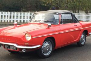 1964 Renault Caravelle Convertible RHD Photo