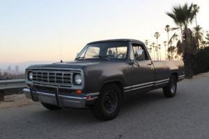 1973 Dodge Other Pickups