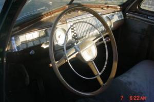 1948 Dodge Dluxe 4 door