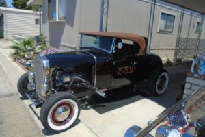 1931 Ford Model A MODEL A ROADSTER