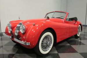 1954 Jaguar XK XK-120 SE DHC Roadster Photo