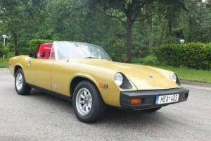 1974 JENSEN HEALEY JH-5 Photo