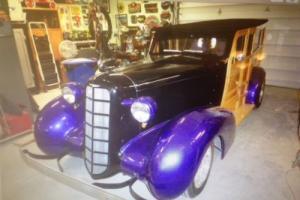 1936 Cadillac Cadillac Custom Woody Photo