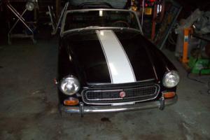 1971 MG Midget MK III Photo