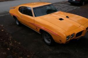1970 Pontiac GTO Photo