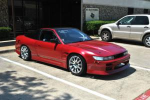 1970 Nissan 1991 NISSAN 180SX DRIFT CAR RHD