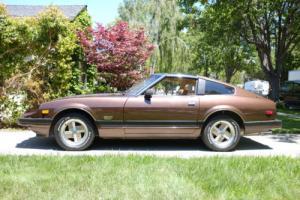 1982 Nissan 280ZX Turbo Photo