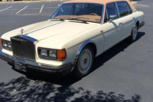 1989 Rolls-Royce Silver Spirit/Spur/Dawn
