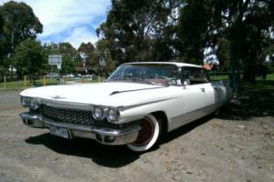 1960 Cadillac Sedan Deville in VIC