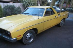 Ford XC UTE