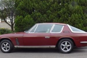 1972 Jensen Interceptor 111 Sports Coupe 7.2 Litre Automatic