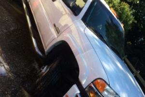 GMC pickup truck Photo